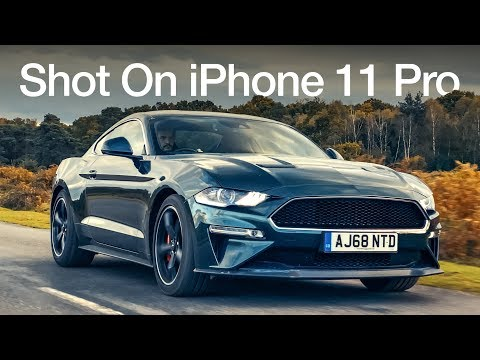 Bullitt Mustang: We Shot This JUST On An iPhone! | Carfection 4K