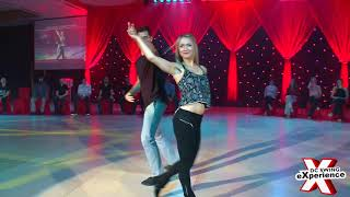DCSX 2017 All Star Jack & Jill Finals Jesse Lopez & Alyssa Gillespie