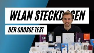 WLAN STECKDOSEN im TEST 2021 – Smart Plugs von TP-Link, Philips Hue, Ledvance, Meross, Eve und Co.