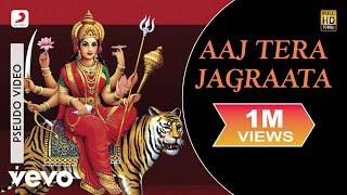 Lata Mangeshkar - Aaj Tera Jagraata - YouTube