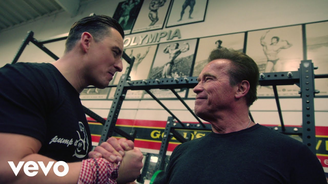 Andreas Gabalier feat. Arnold Schwarzenegger – Pump It Up – The Motivation Song