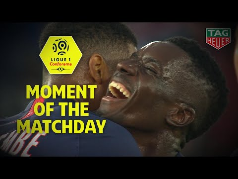 Sarabia Icardi and Gueye all net first league goals for PSG : Week 9 – Ligue 1 Conforama / 2019-20