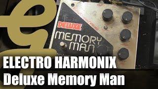 Electro Harmonix Vintage Deluxe Memory Man