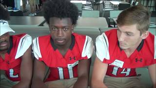 PRESSBOX SHOW HS MEDIA DAY Baldwin