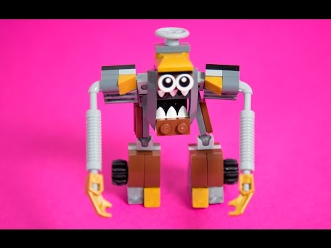 Vidéo LEGO Mixels 41537 : Jinky