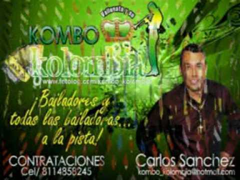 el kombo kolombia regresa video fotostatico