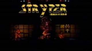 Stryper - Throw Bibles/You Know What to Do [Live in Japan]