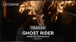 Ghost Rider Spirit of Vengeance Film Trailer