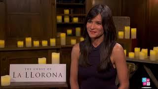 La Maldición de la Llorona - Patricia Velasquez habla sobre la verdadera leyenda