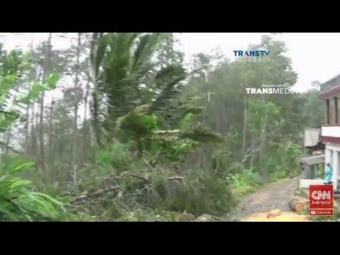 Dampak Cuaca Buruk di Jawa Timur