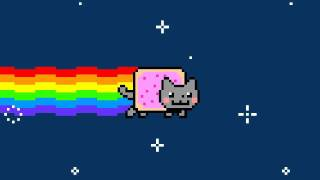 Nyan Cat remastered [Widescreen HD]