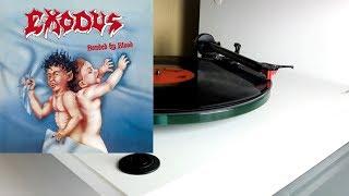 EXODUS Bonded By Blood vinyl rip 1080p