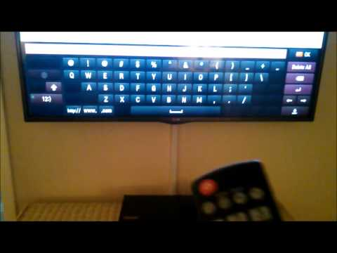 Easy Sharp Aquos TV Setup wifi internet network connection