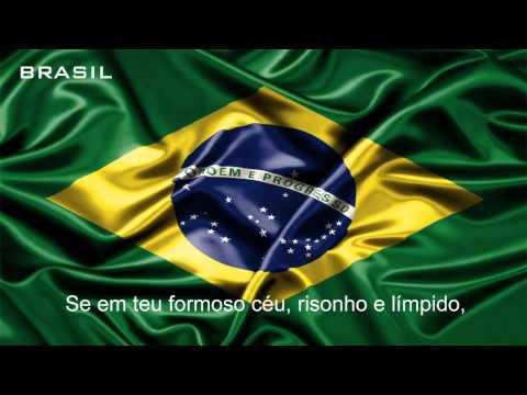 Imagen da Vídeo - HINO NACIONAL DO BRASIL