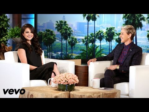All interviews about Justin and Selena on Ellen Show
