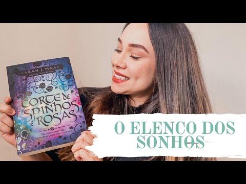 MONTANDO UM ELENCO IDEAL PARA ACOTAR por PÃ'MELLA OHANNA | Os Livros Livram