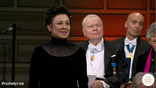 2019 Nobel Prize Award Ceremony