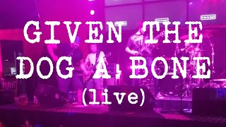 AC/DC fans.net House Band: Given The Dog A Bone LIVE!