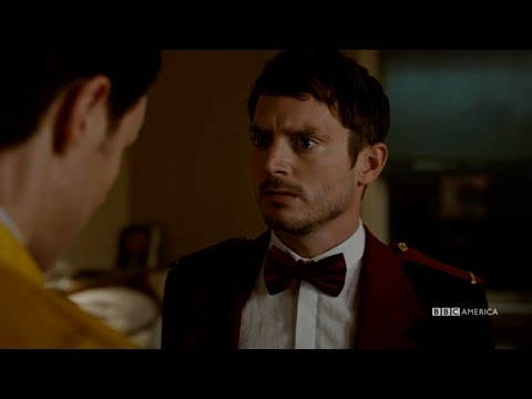 Dirk Gently's Holistic Detective Agency (First Look Scene)