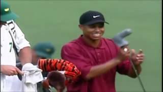 2001 Masters: Vintage Tiger Woods