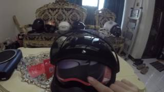 REVIEW HELM LS2 STREAM FF320