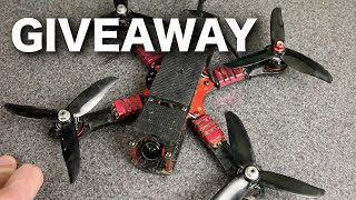 I'm Giving Away My First FPV Drone to Help Save The Hobby