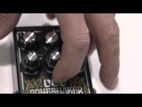 NAMM 2015 - Digitech Bone Shaker