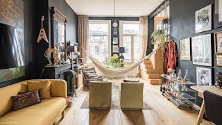 Interior Design | Tour Bohemian Home In Amsterdam
