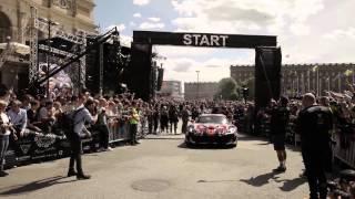 2015 Gumball 3000 Start Line