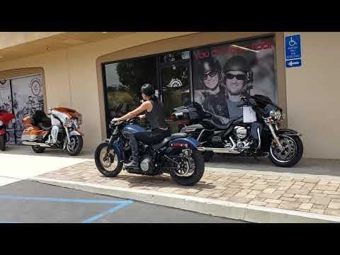2019 Harley-Davidson Street Bob® in Temecula, California - Video 1