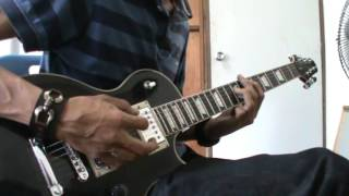 Street Of Uptown Guitar Cover By Zar Choy