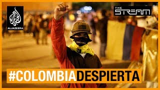 🇨🇴 Can protesters point a new direction for Colombia?   The Stream