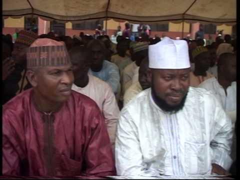 Sayyadi Bashir Sheikh Dahiru Bauchi Maulid Lagos'12 1