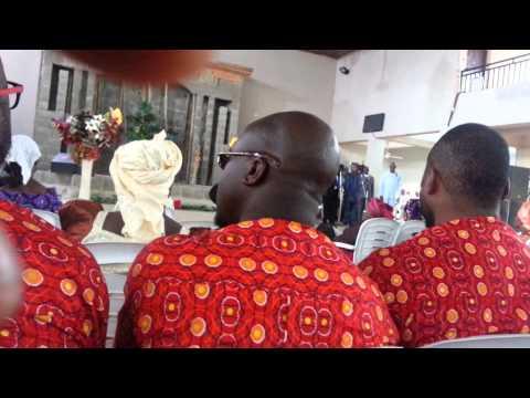 Redeemed Christian Church of God choir.