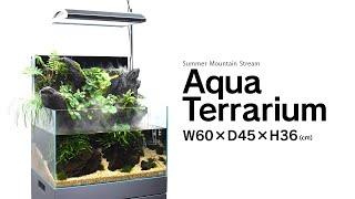Aqua Terrarium 60x45x36cm (ADA)