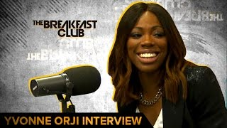 Yvonne Orji On Being a Virgin at 32, Dating + Playing Molly On 'Insecure' | Kholo.pk