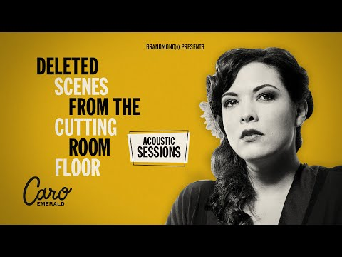 Caro Emerald - The Lipstick On His Collar (Acoustic Version)
