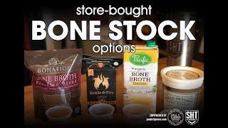 the best store-bought bone stock options :)
