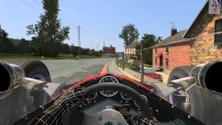 Assetto Corsa: VR Gameplay - Lotus Type 49 @ Spa 1966