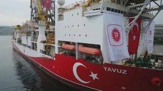 Турция – Кипр: чей газ?