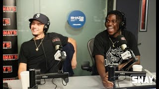 Five Finger Salute Freestyle From Nyck Caution And Kirk Knight On Sway In The Morning