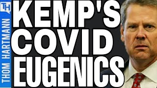 Kemp's Eugenics Program Could Win 2020 For Trump!
