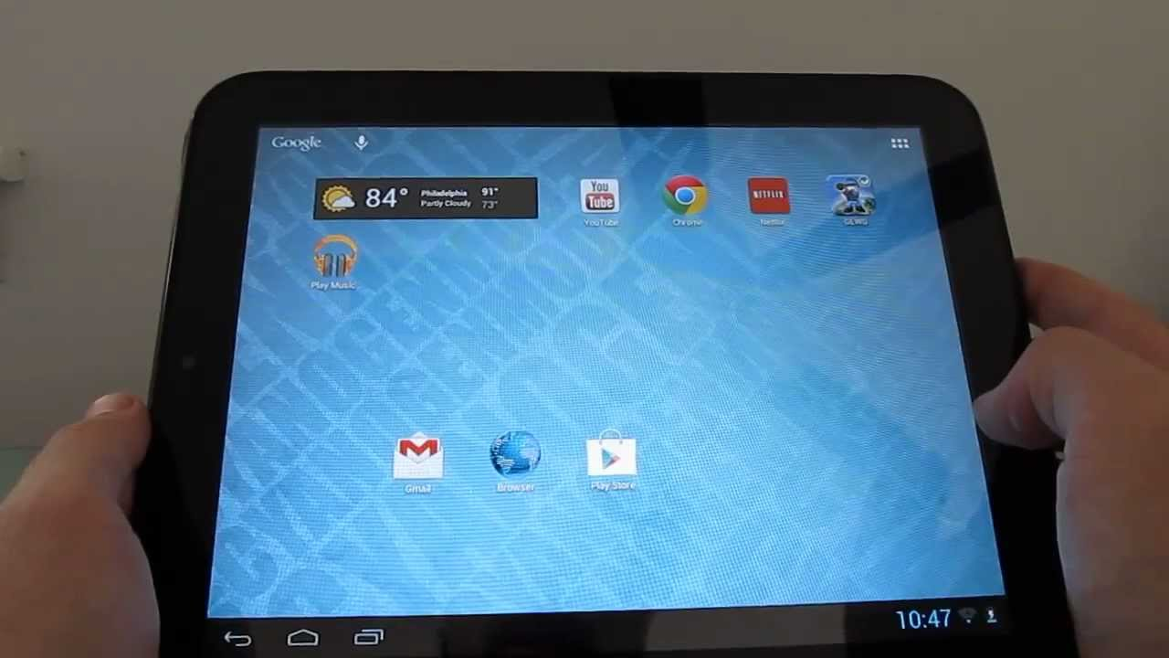 Zombie HP TouchPad Gets Android Jellybean Before Almost Every Android Tablet