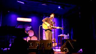 "Joe Purdy ""GoldFish"" @ The City Winery 12-4-10"