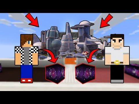 FUTURISTICKÉ LUCKY BLOCKY Z BUDOUCNOSTI  !!! - Minecraft Lucky Block Race w/ McCitron