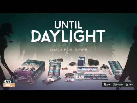 Until Daylight - Trailer