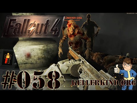 Fallout 4 [HD|60FPS] #058 - Ghule und Reparaturarbeiten ★ Let's Play Fallout 4