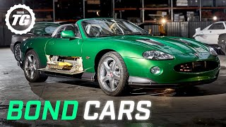 Chris Harris' Dream Bond Car Garage: BMW Z8, Aston DB5, Lotus Esprit | Top Gear: Series 30