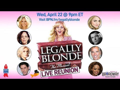Legally Blonde Cast Reunion