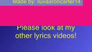 Aaron Carter feat. Baha Men - Summertime w/ lyrics